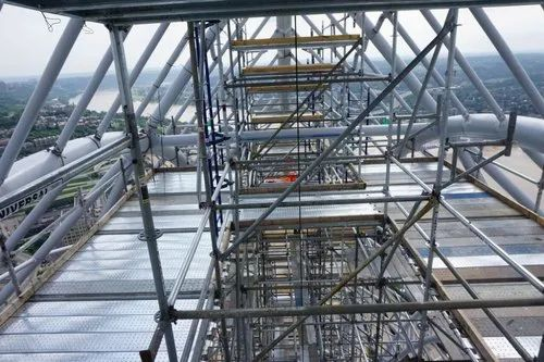 Scaffolding Tubes - Scaffolding Construction Pipes Manufacturer from