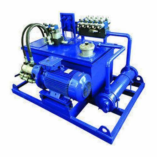 Industrial Hydraulic Power Pack at Rs 220000/unit | हाइड्रॉलिक पावर पैक -  Laasya Automation, Bengaluru | ID: 19964608655