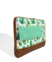 Caris Printed Leas Laptop Sleeve