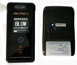 AlcoPatrol PT101 Breath Alcohol Analyzer With Printer