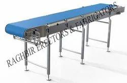 Aluminum Section Belt Conveyor