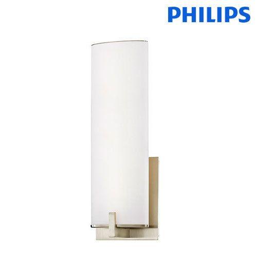 Philips led satin nickel wall lamp at rs 1909 piece gurgaon id philips led satin nickel wall lamp aloadofball Choice Image
