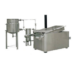 Snack Pellets Frying Machine