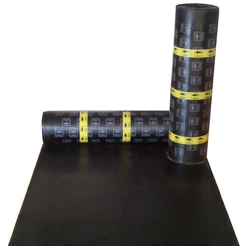 Bituminized Sheet Bitumen Membrane Oem Manufacturer From