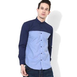 Mens Blue Clubwear Shirt