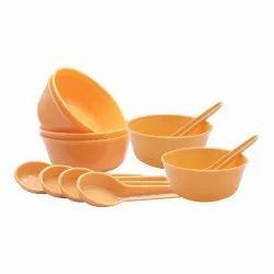 WONDER Plastic Ellora Soup Bowl Set