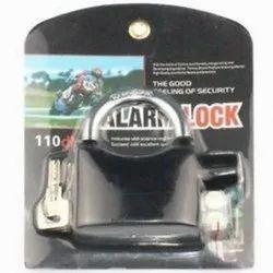 Home Security Pad Lock with Smart Alarm Motion Sensor