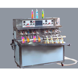 Mango Juice Pouch Packing Machine