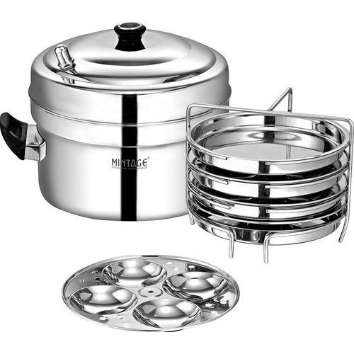0da8bf78cb1 Stainless Steel Idli Maker at Rs 800  piece