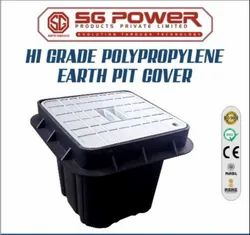 Hi Grade Polypropylene Earth Pit Cover