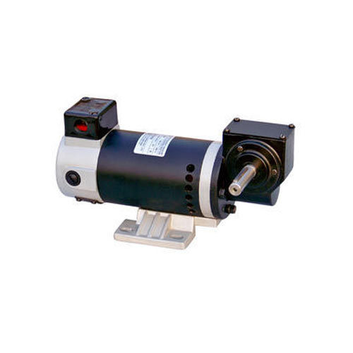 100 W Three Phase PMDC Geared Motor, Speed: 1500-4000 RPM