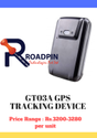 GT03A Truck GPS Tracking Device