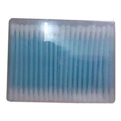 Pioneer Impex Plastic Stick Cotton Bud, Pack Size: Pack
