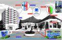 Pneumatic Waste Management System