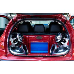 Car Speaker, Packaging Type: Box