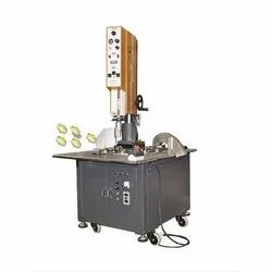 Plastic Welder with Rotary Index