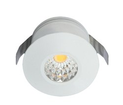 Round COB LED Light 1W for Indoor