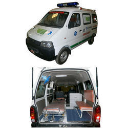 Fabrication of Patient Transport Ambulance