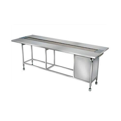 Material Handling Equipment Ss Conveyor Table