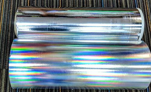 Holographic Transfer Metallized Paper Film