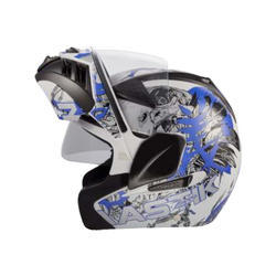 Zorro Flip Up Helmet