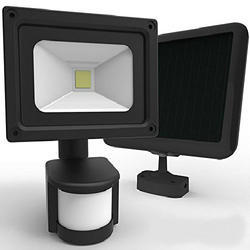 Solar Motion Sensor Cob LED Flood Light