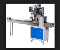Candy Pillow Pack Machine, Automation Grade: Semi-Automatic, Packaging Type: Box