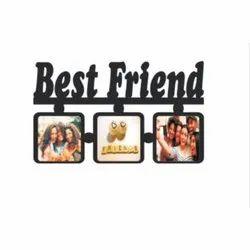 Best Friend Sublimation Photo Frame