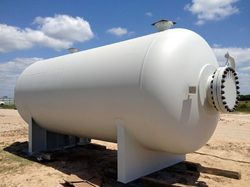 SEPL SS/ MS Pressure Vessels, Capacity: Up to 5000 L