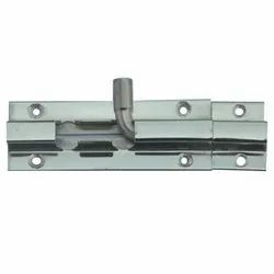 U-Square Stainless Steel Tower Bolt, Size: 4 To 8 Inch