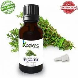 KAZIMA 100% Pure Natural & Undiluted Thyme Oil