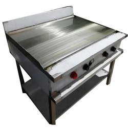 JKE Ss Hot Plate, For Commercial Kitchen