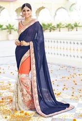 Bollywood Designer Embroidery Saree