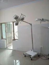 Floor Model 3 Reflector LED OT Light
