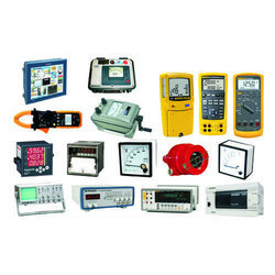 Electrical Instrument Calibration Service