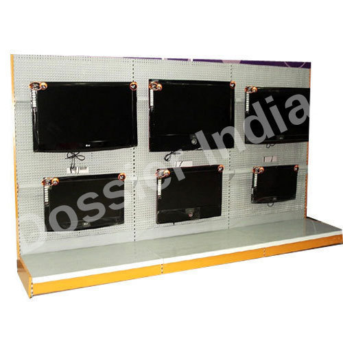 Electronic Racks Television Display Racks Manufacturer
