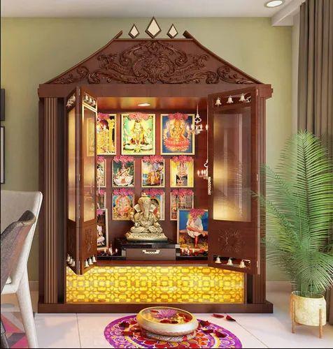 Pooja Unit Interior Design Services In Jayachamarendra Industrial Layout Bengaluru Magnon India Id 16666201873