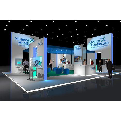 Exhibition Stand Activities : Exhibition stand for for promotional activities id