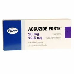 Accuzide Forte Tablet