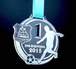 Football Event Medals Awards