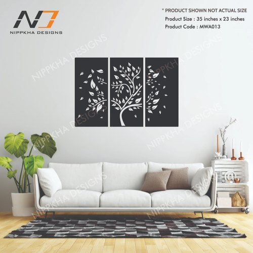 Wall Art Tree Metal Manufacturer From Chennai