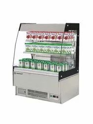 Grey Glass SUPERMARKET REFRIGERATION GG-900LH, For Commercial