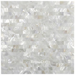 Mother Of Pearl Brick Tiles