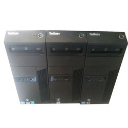 Lenovo Dual Core Desktop with 1 Year warranty