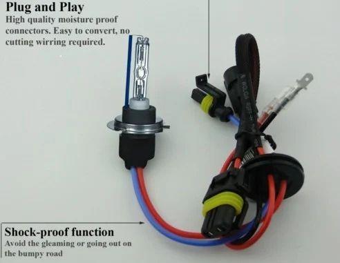 H7 H8 9005 9006 Hid Bulbs 35w