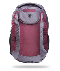 Pink Free Size Backpack