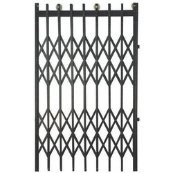 Push & Pull Mild Steel Collapsible Gates