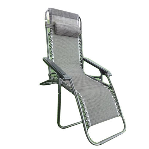 Stainless Steel Gravity Folding Outdoor Recliner Chair Rs 2500 Piece Id 15609836112