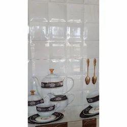 JBT White Decorative Wall Tile, 0-5 mm