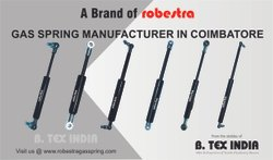 GAS SPRING - MANUFACTURERS